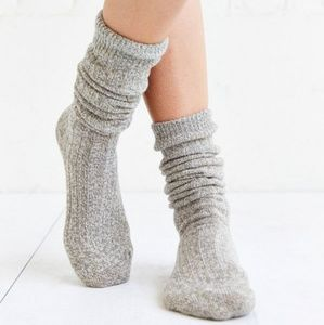 Urban Outfitters Slouch Sock 2 Pack